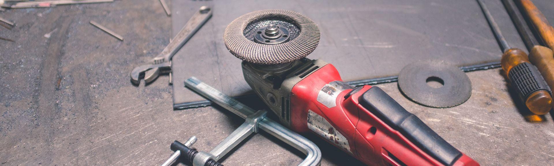 Almeria Builders - Builder's tools