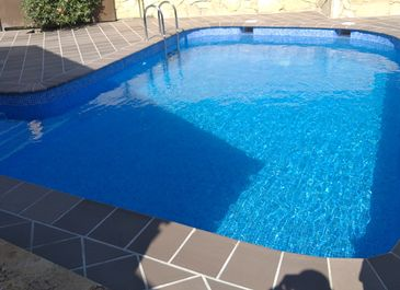 Swimming created by Almeria Builders